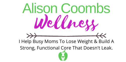 Weight Loss For Moms and Pelvic Health Help