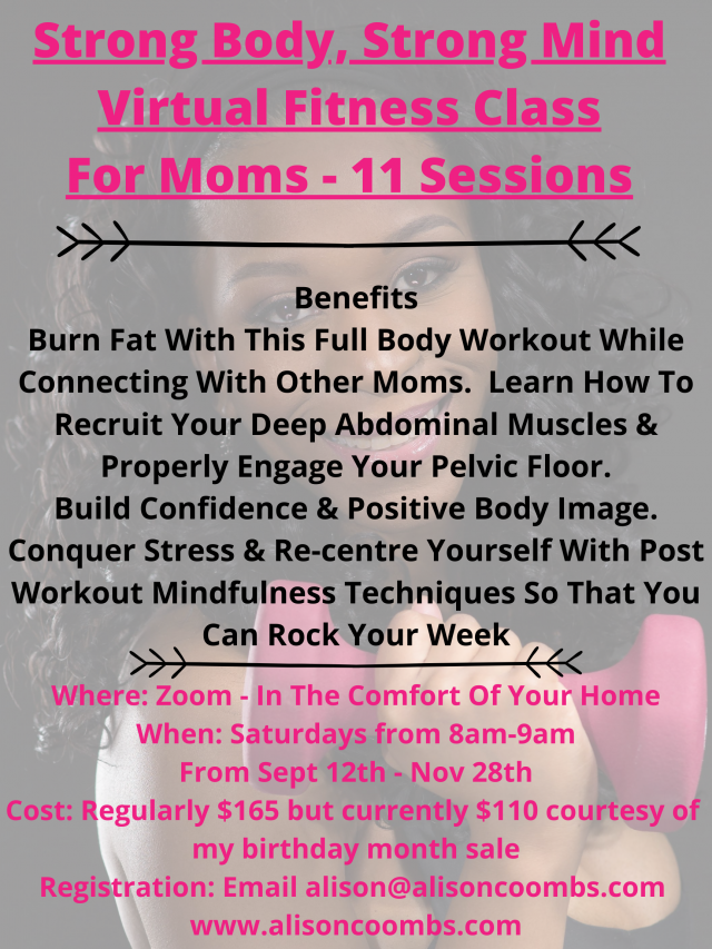 Virtual Fitness Classes For Moms