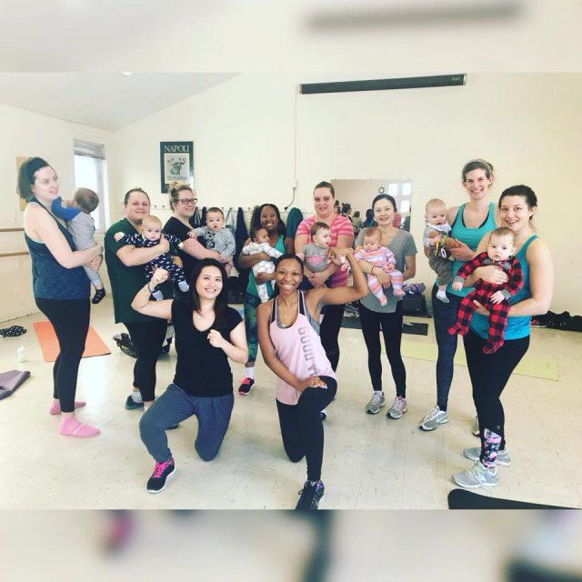 Fitness Classes Stroller Fitness For Moms Oshawa Whitby
